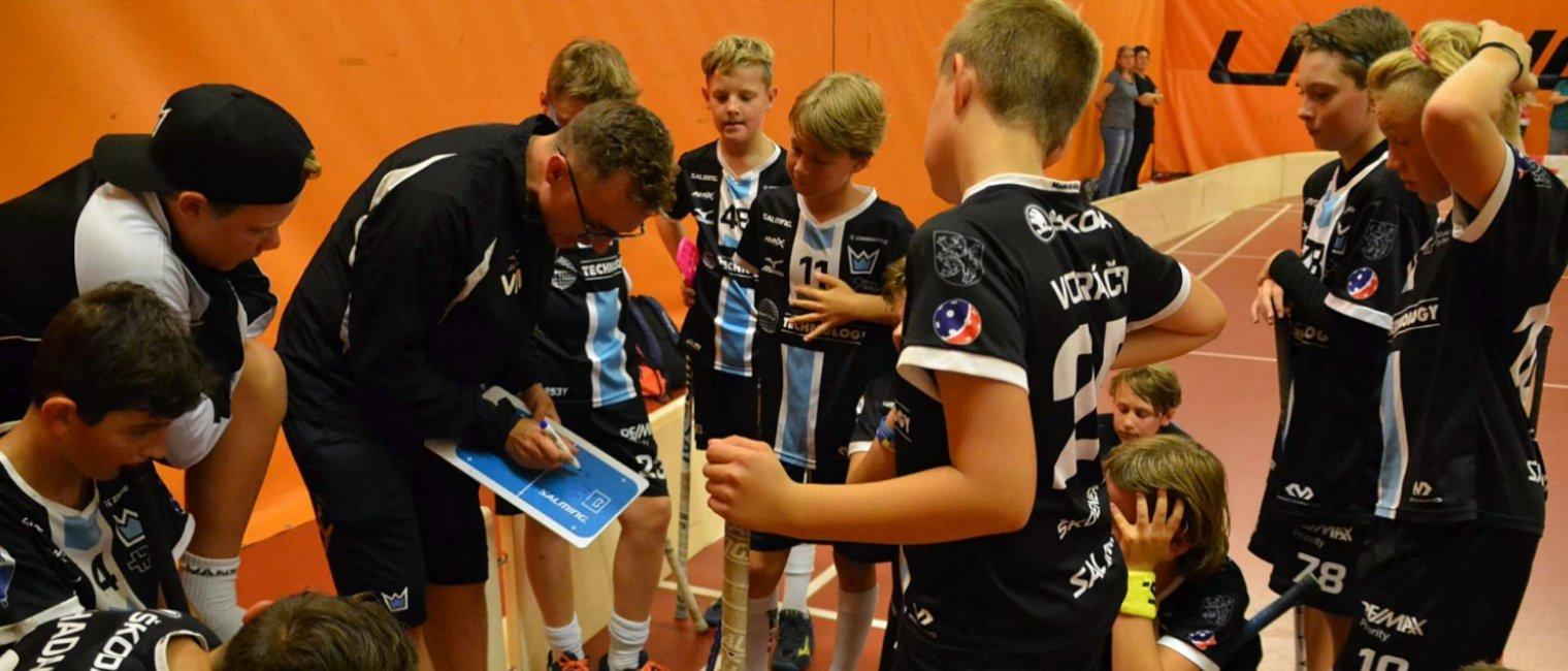 Floorball Prague Games: hodnocení trenérů