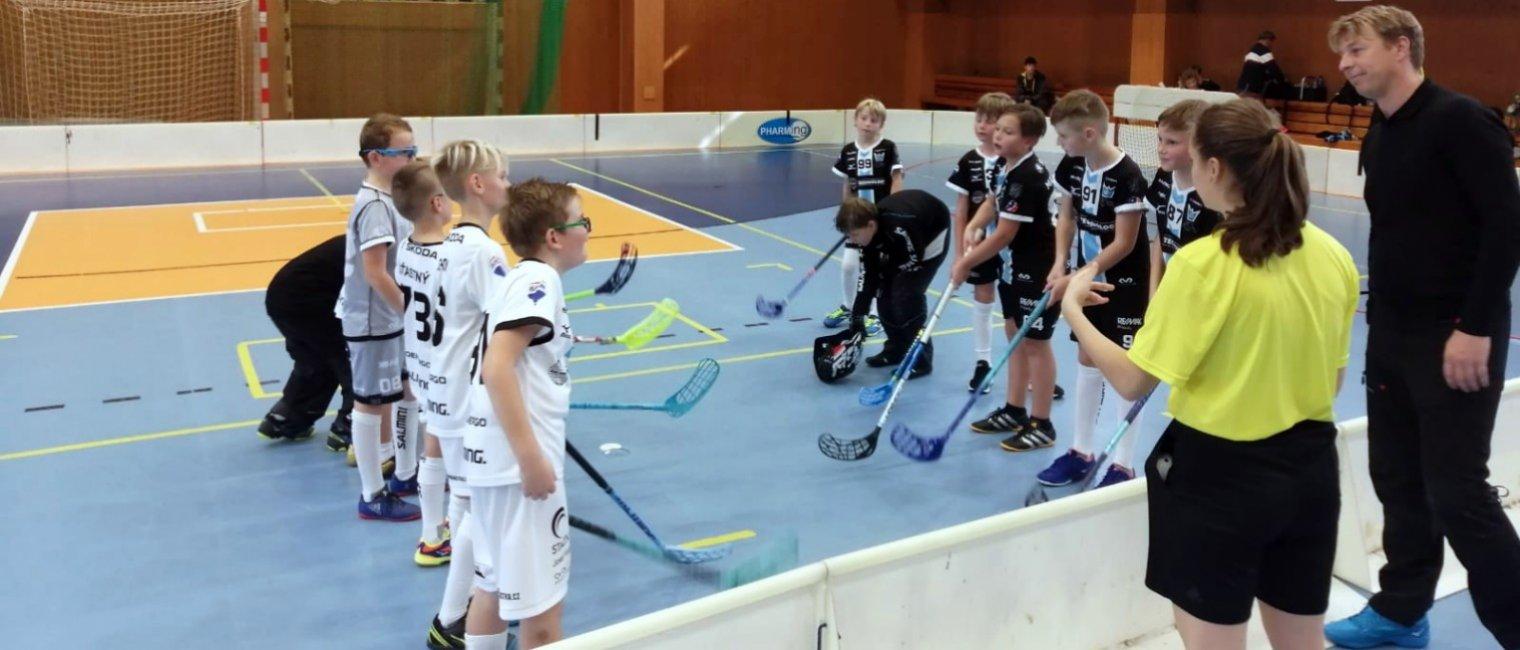Výsledky mládežnických týmů o víkendu 5.10.-6.10.