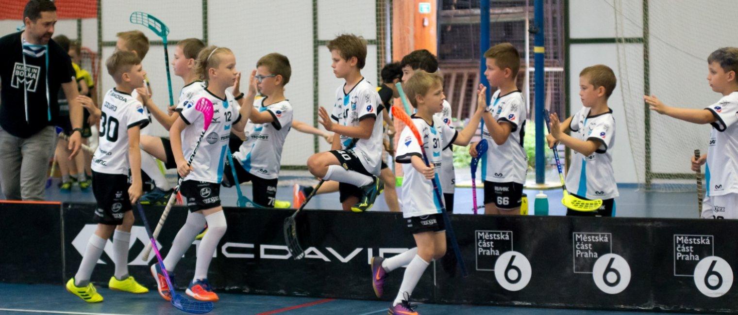Elévové a mladší žáci odehráli Tatran Open