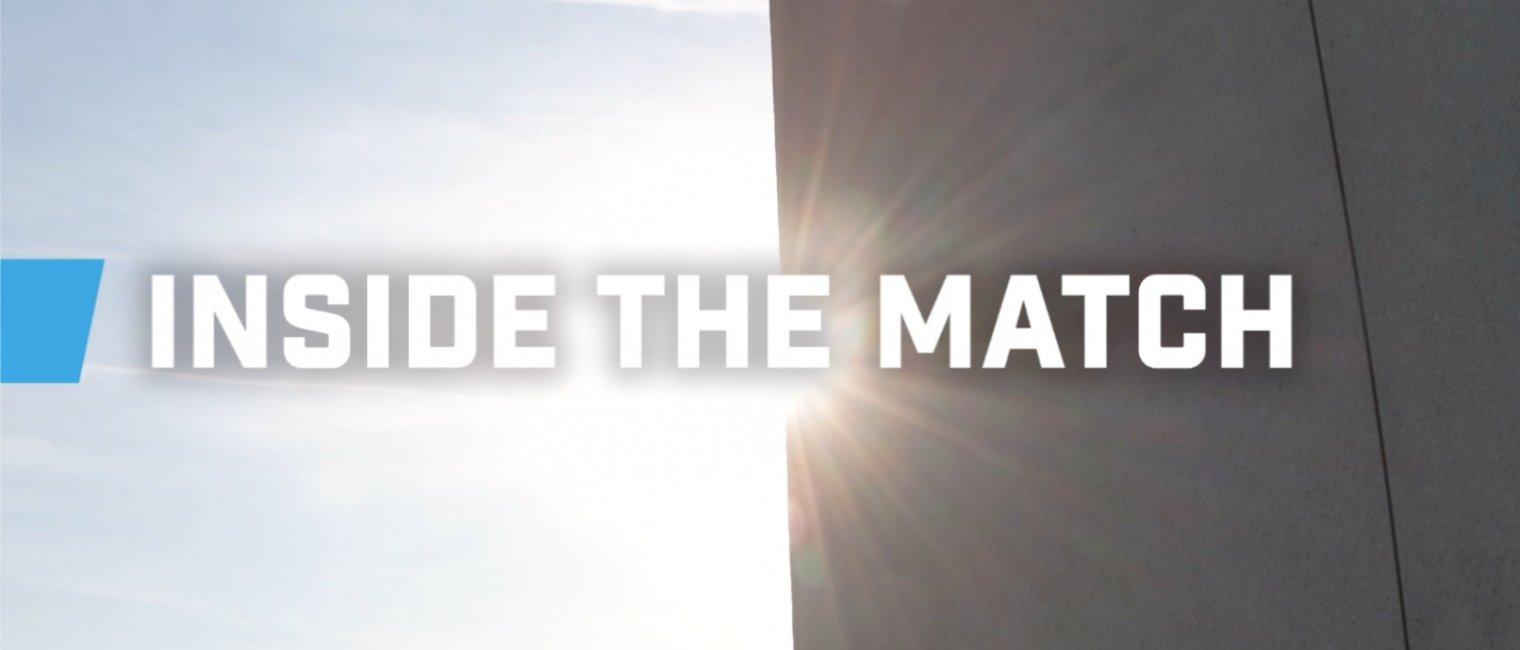 VIDEO: Inside The Match #6