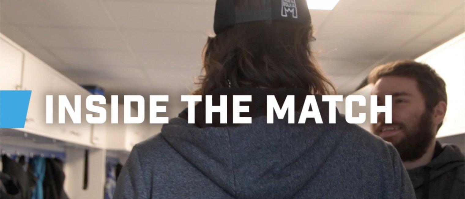 VIDEO: Inside The Match #8
