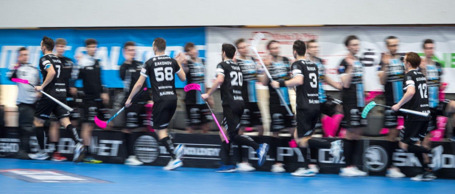 Black Angels - Boleslav 3:10, jednoznačný postup do semifinále