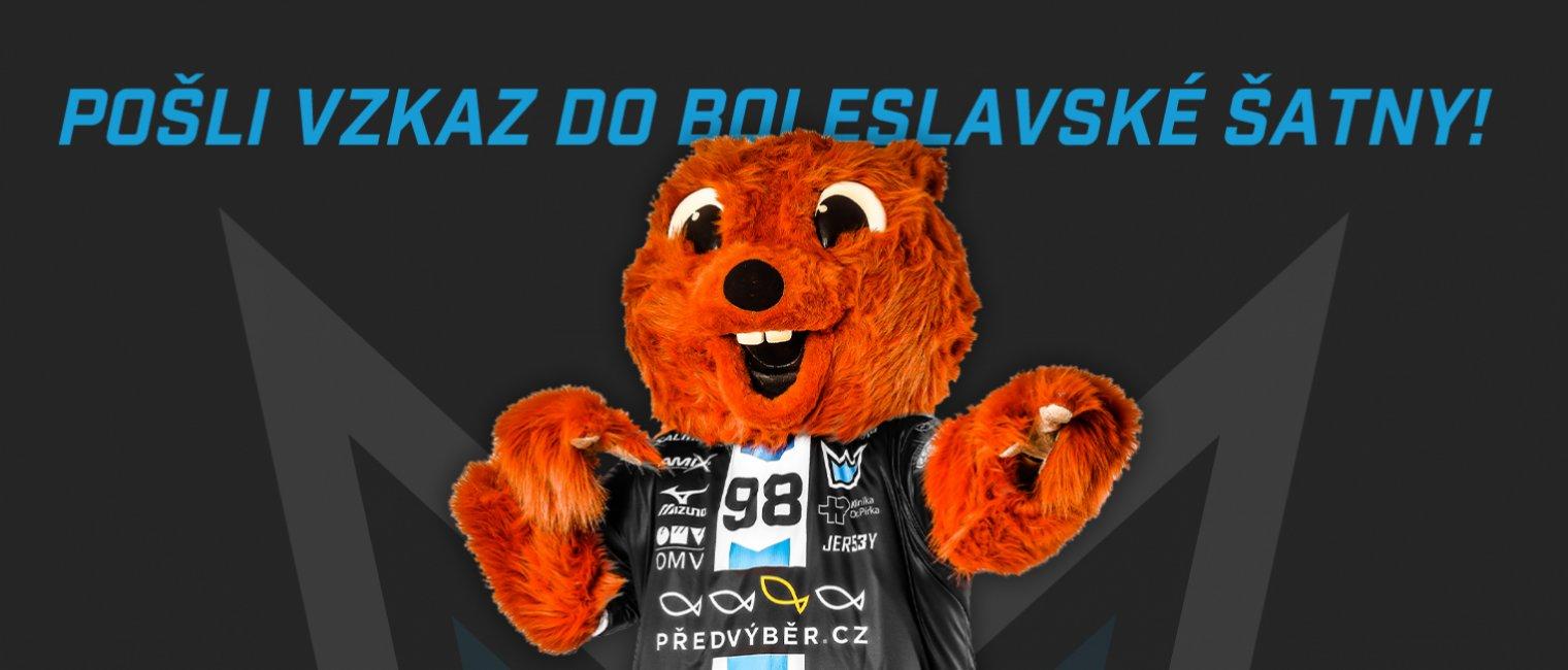 Podpoř Bolku před semifinále!