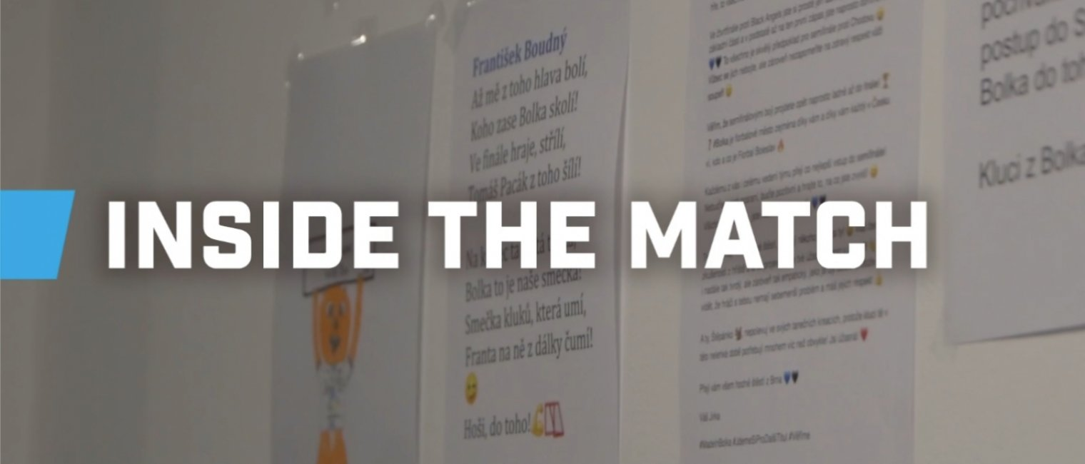 VIDEO: Inside The Match #9