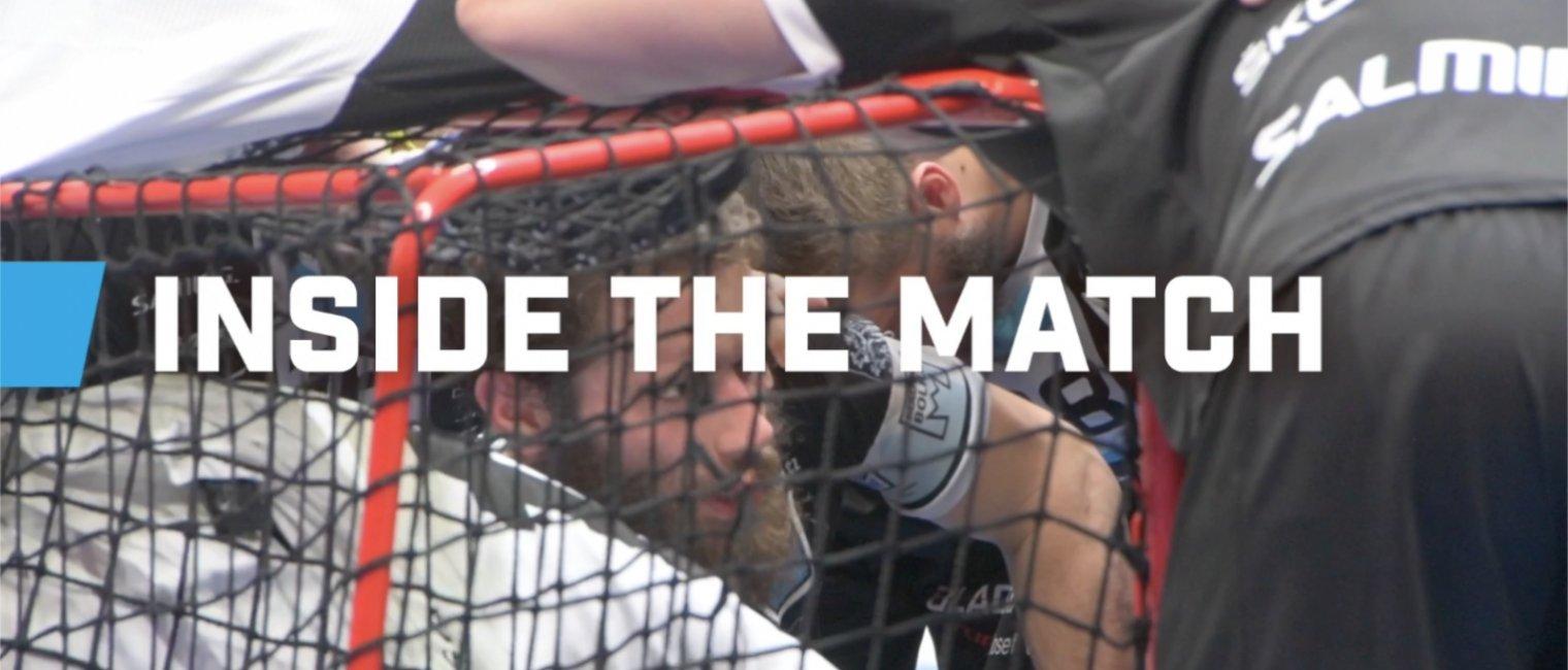 VIDEO: Inside The Match #12, mistrovský speciál