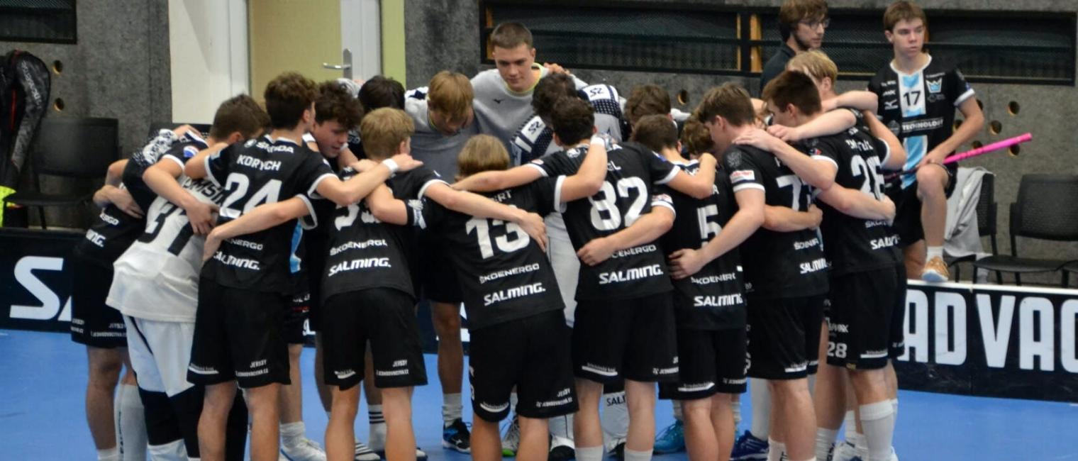 Výsledky mládežnických týmů o víkendu 18. 9. - 19. 9.